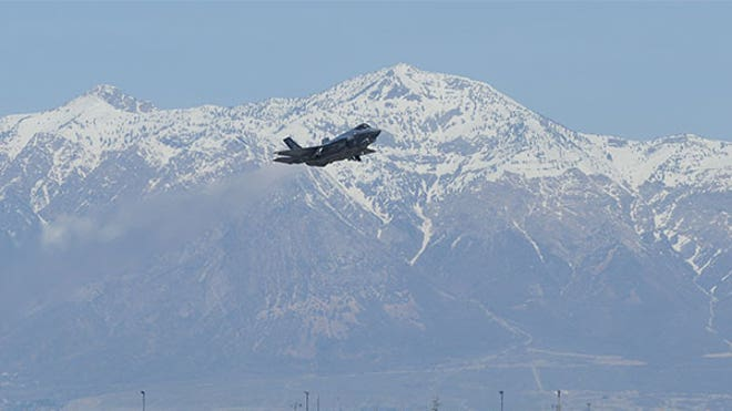 A House committee approved a resolution Monday that urges support for moving Utah Air National Guard operations to Hill Air Force Base.