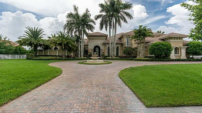 Spanning more than  acres, the grounds include a swimming pool and spa, a half basketball court, and an outdoor kitchen with a television. The post NFL's Karlos Dansby Lists South Florida Mansion for $. Million appeared first on Real Estate News and Advice - realtor.com.