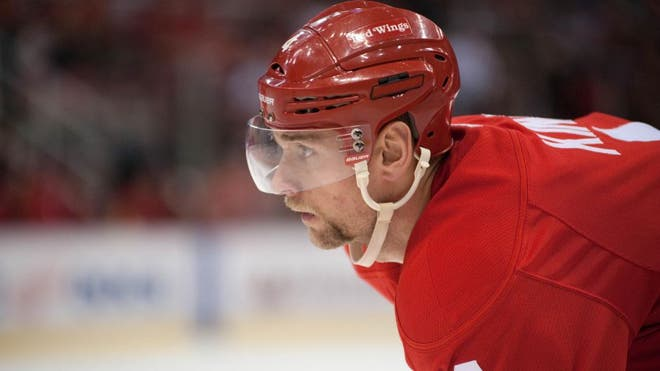 Red Wings' Kindl happy for a fresh start