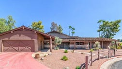Known as Ponderosa II, the $, home in Mesa is a replica of the ranch house on Bonanza. It was actor Lorne Greene's weekend getaway from Los Angeles. The post What a Bonanza! Lorne Greene's Ponderosa II for Sale in Arizona appeared first on Real Estate News and Advice - realtor.com.