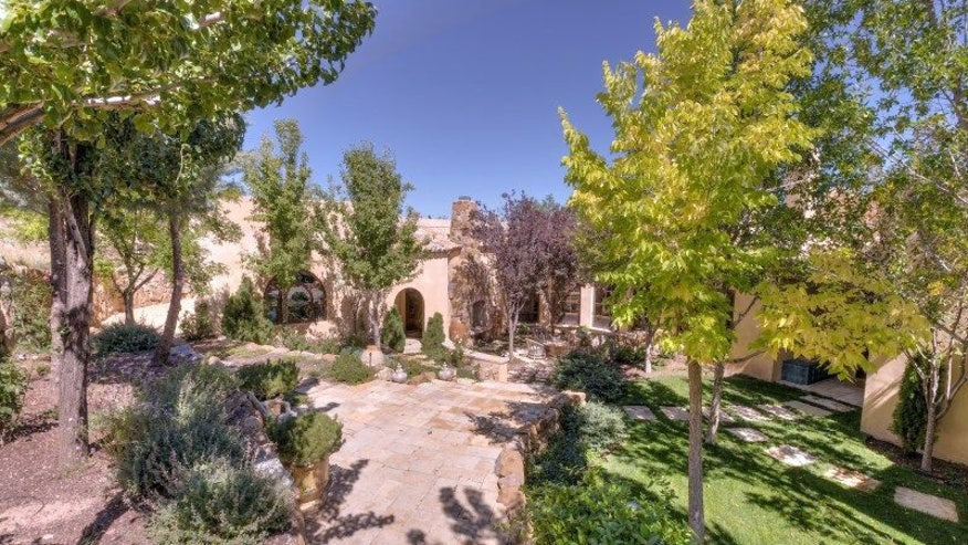 New Mexico 39 S Most Expensive House Is In Harmony With Nature Fox News