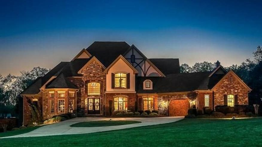 Shaquille o neal buys two house compound in georgia for 1 5m fox