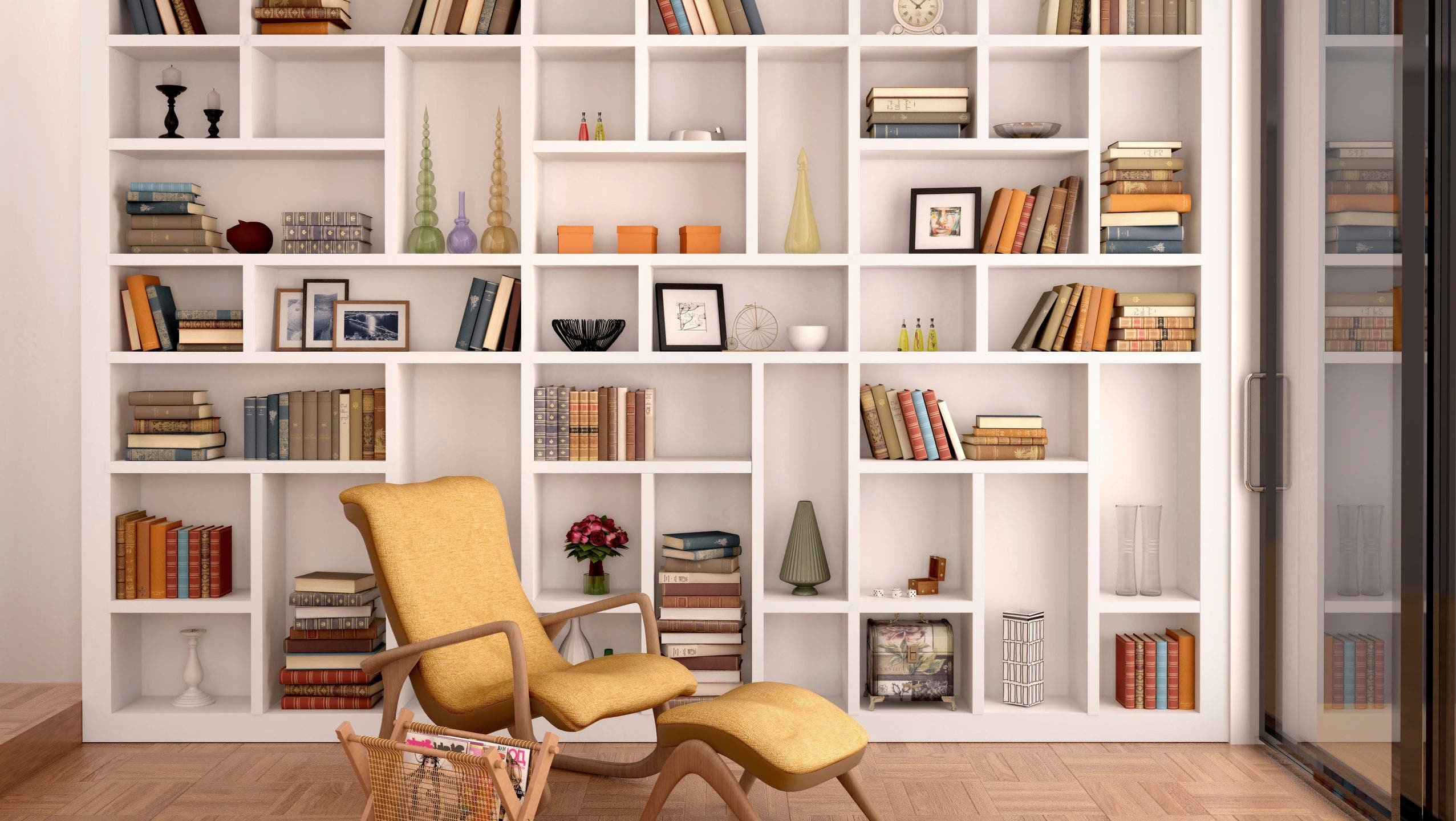 Organize your studio apartment with these 7 space saving for Studio apartment storage ideas