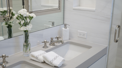 While many of us could stand for better bathroom decor, it's particularly important if you're selling your home and want to try some home staging ideas to make this room stand out. The post Home Staging Ideas to Brighten Your Bathroom appeared first on Real Estate News and Advice - realtor.com.