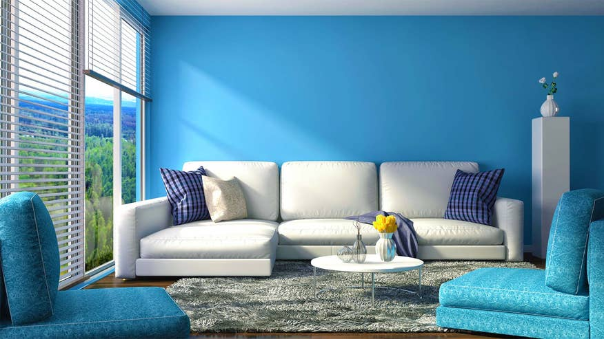 Colors To Make A Room Look Bigger Fascinating Of What Colors Make a Room Look Bigger? | Fox News Photos