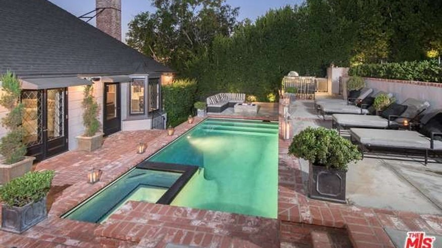 Check out the decor of this los feliz home featured on for Flipping houses in los angeles