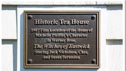 The Cohasset, MA, house showcased in the  movie The Witches of Eastwick is on the market for $.M, just in time for Halloween. The post Movie Magic in Massachusetts: 'Witches of Eastwick' House for Sale appeared first on Real Estate News and Advice - realtor.com.