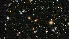 Super-civilizations that conquer entire galaxies may only exist in science fiction, a new study suggests.