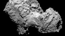 Comets stink, and not just because they have the potential to cause cataclysmic devastation if they ever came hurtling through our atmosphere and made impact with Earth.