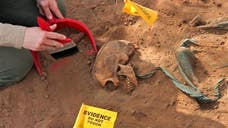 Farmers living in Italy thousands of years ago had a special relationship with their dead that involved quotdefleshingquot the bones and leaving them in a murky cave, according to a recent study.