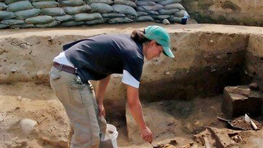 Archaeologists find 'very significant' 4K-year-old home in Ohio