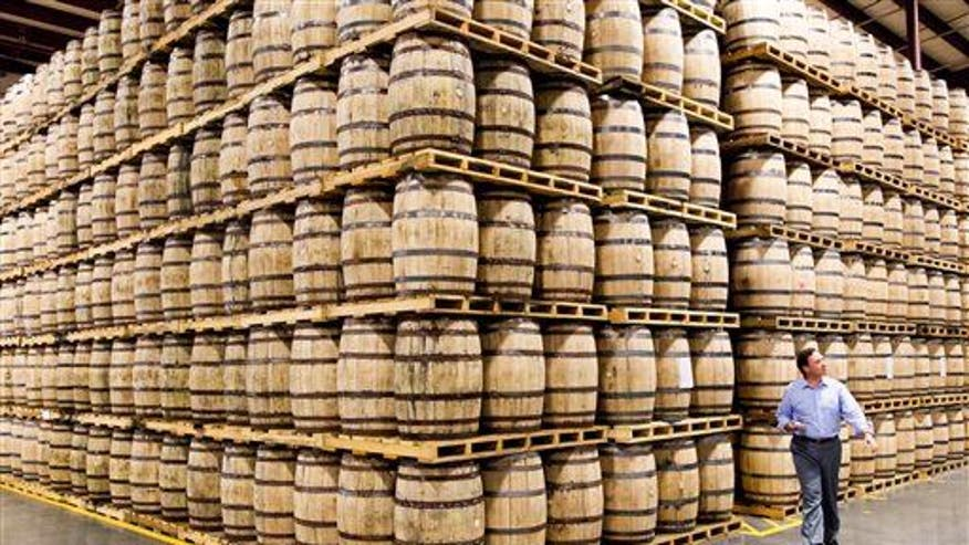 Has the looming bourbon shortage arrived?