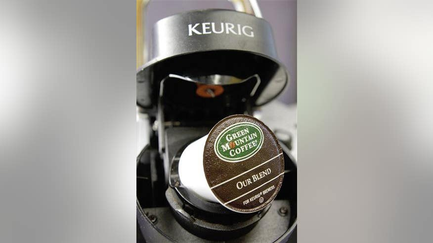 Keurig admits to big K-Cup fail