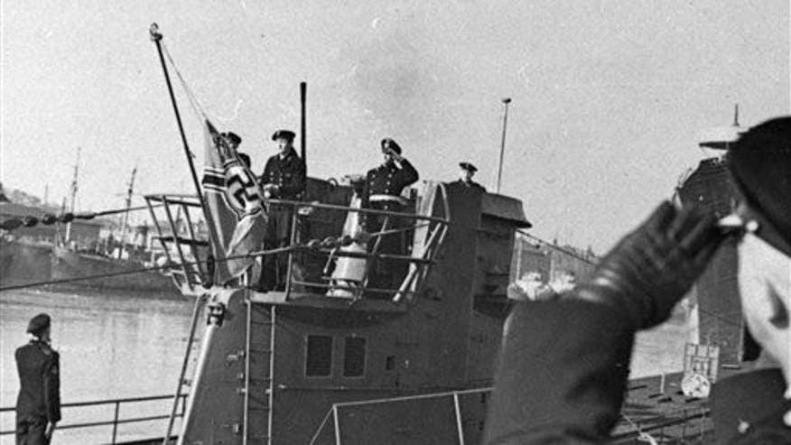 WWII wrecks found off coast of North Carolina