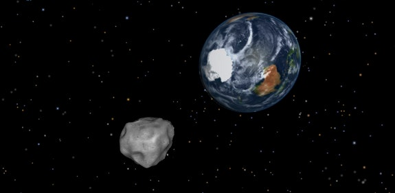 150-foot asteroid to zoom near Earth this week