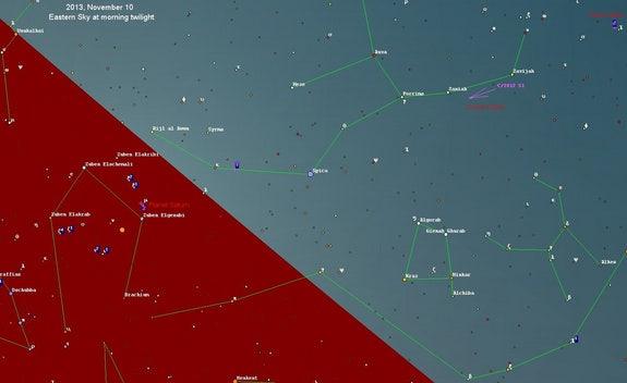 comet-c-2012-s1-ison-sky-map