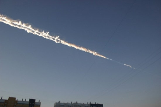 How About Some Russian Meteor Videos?