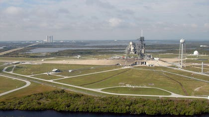 CAPE CANAVERAL, Fla. —One of NASA's most historic launch pads is now under new management.
