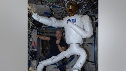 Look out, astronauts – your companion robot on the International Space Station is now mobile!