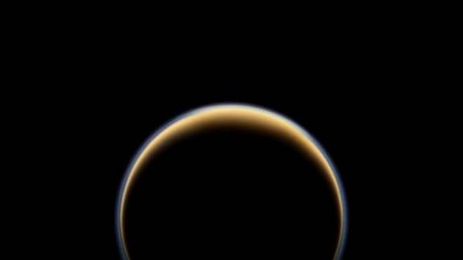 NASA finds plastic ingredient on Saturn's moon Titan