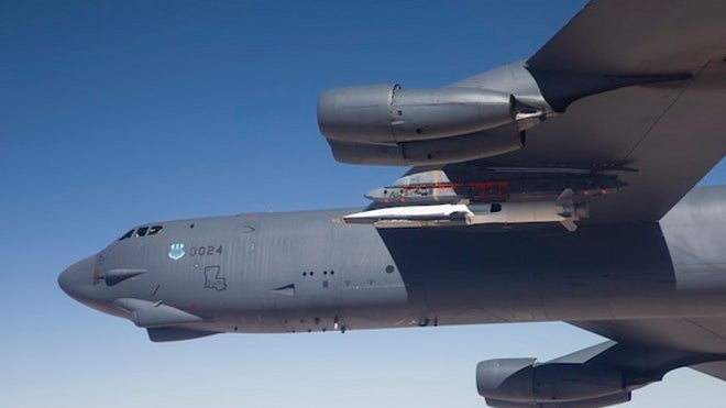 High-tech weapons may be screaming through the skies at five times the speed of sound by the middle of the next decade, U.S. military officials say.