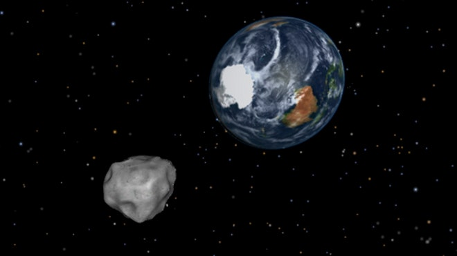 Asteroid 2012 DA14: 5 Surprising Facts About Friday's ...