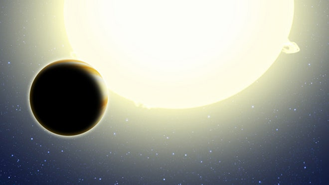 'Einstein's planet': Relativity leads to discovery of alien world
