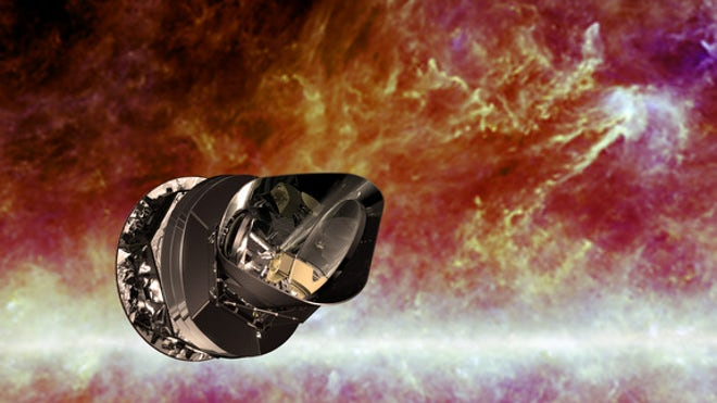 Europe's Planck space telescope — a 'time machine' — shuts down