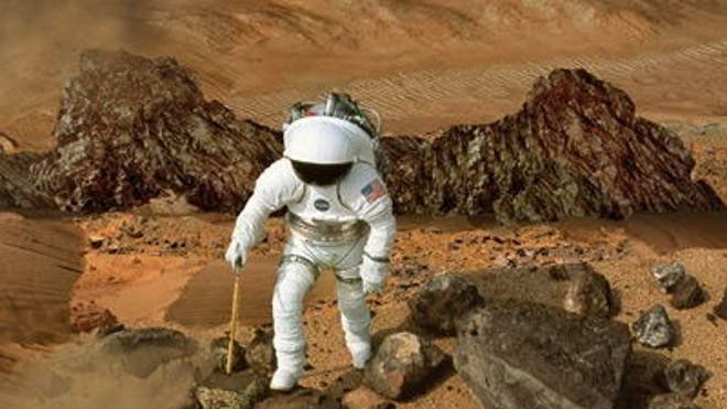 Toxic Mars: Chemical challenge awaits on the Red Planet