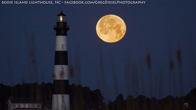moonset-bodie-island-lighthouse