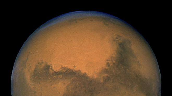 Is millionaire space tourist planning trip to Mars?