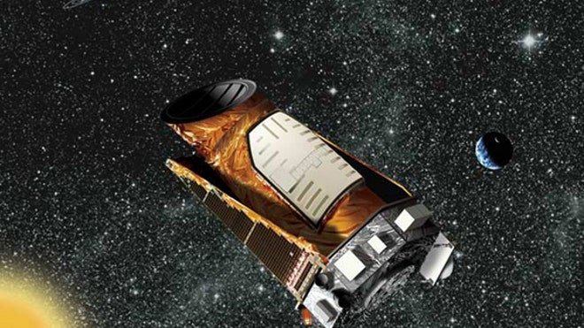 NASA abandons hope for failing Kepler space telescope