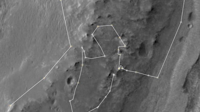 mars rover circuit - photo #18