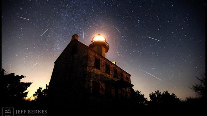 Best time to see Perseid meteor shower: now