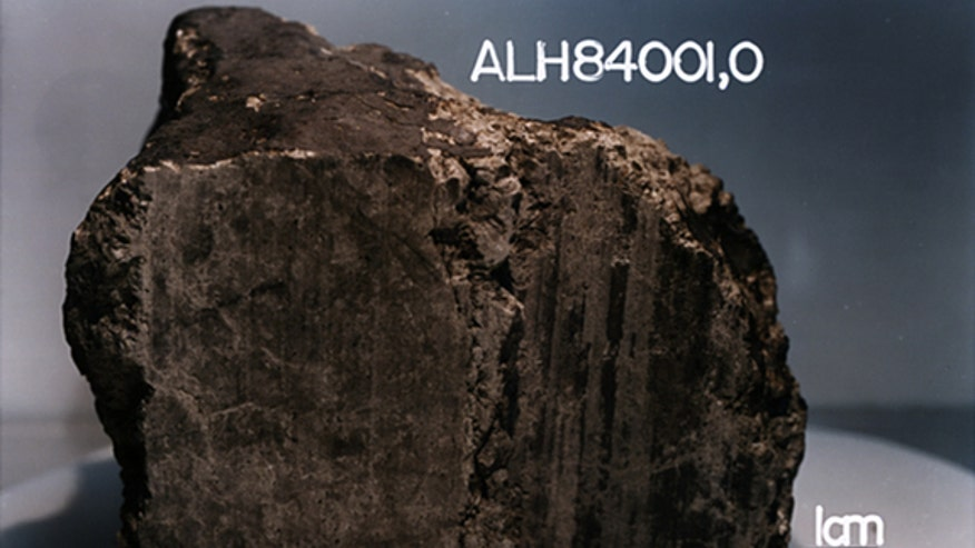 ALH84001-meteorite
