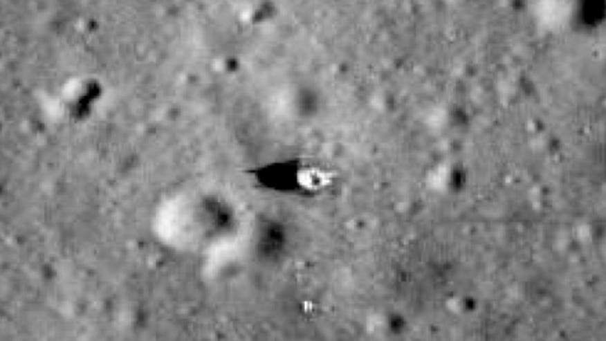 lunar landing sites visible from earth - photo #8