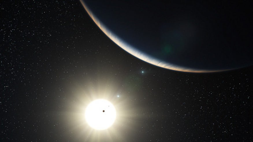 new planets found in our solar system - photo #28