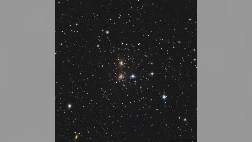 coma cluster dark matter - photo #16