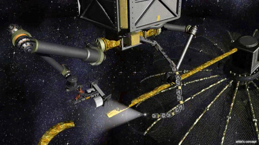 darpa projects spacecraft - photo #11