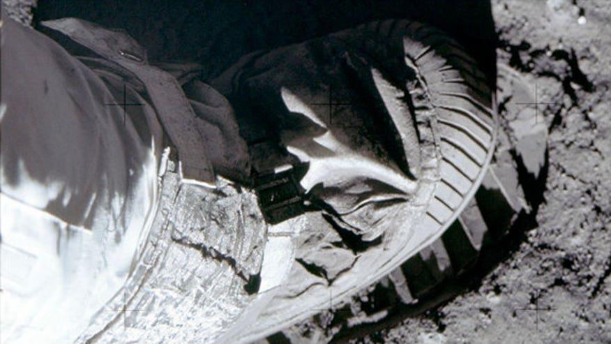 apollo 11 space suit boots - photo #22