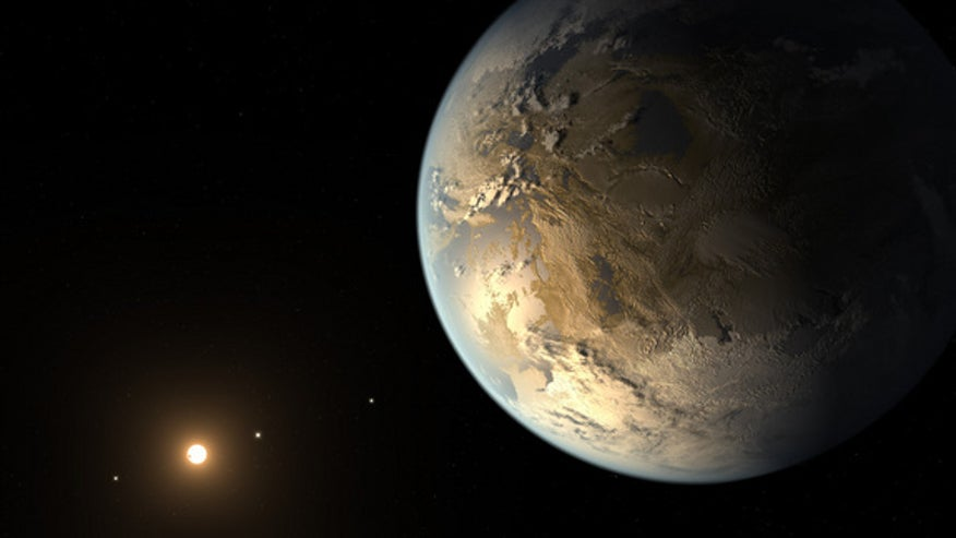 Sniffing out alien life: Stinky chemicals may be key