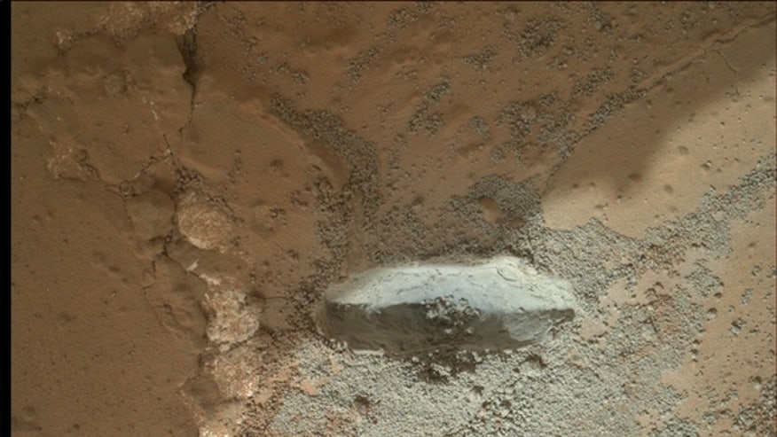 mars rover drill status - photo #25