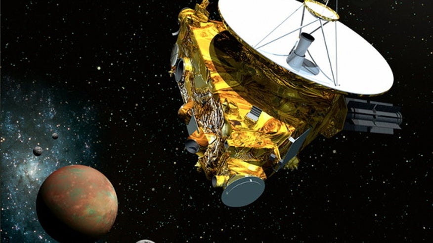 new-horirzons-spacecraft-pluto