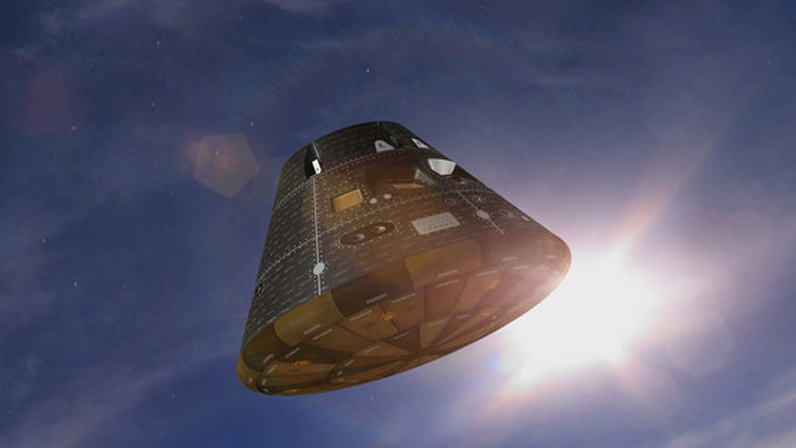 new nasa space capsule - photo #7