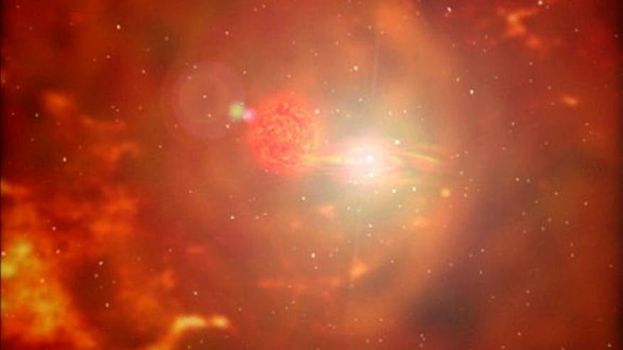 an overview of the exploding star supernova in astronomy The effect could be explained by the massive explosion of a star—a supernova—or the new study led by rest in nature astronomy describes a supernova from data captured by kepler's extended mission telescopes on earth offer a lot of information about exploding stars.