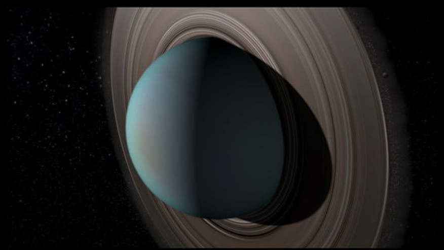 How Many Rings Does Uranus Have Around It
