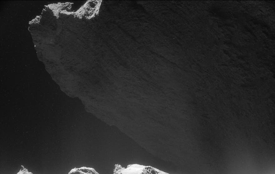 ESA_Rosetta_NAVCAM_20141023_enhanced