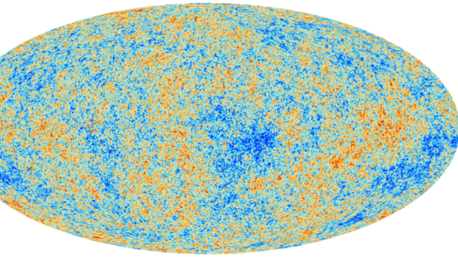 Here's what the Big Bang sounded like