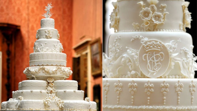 10 insanely expensive cakes slideshow fox news for Most expensive wedding photographer in the world