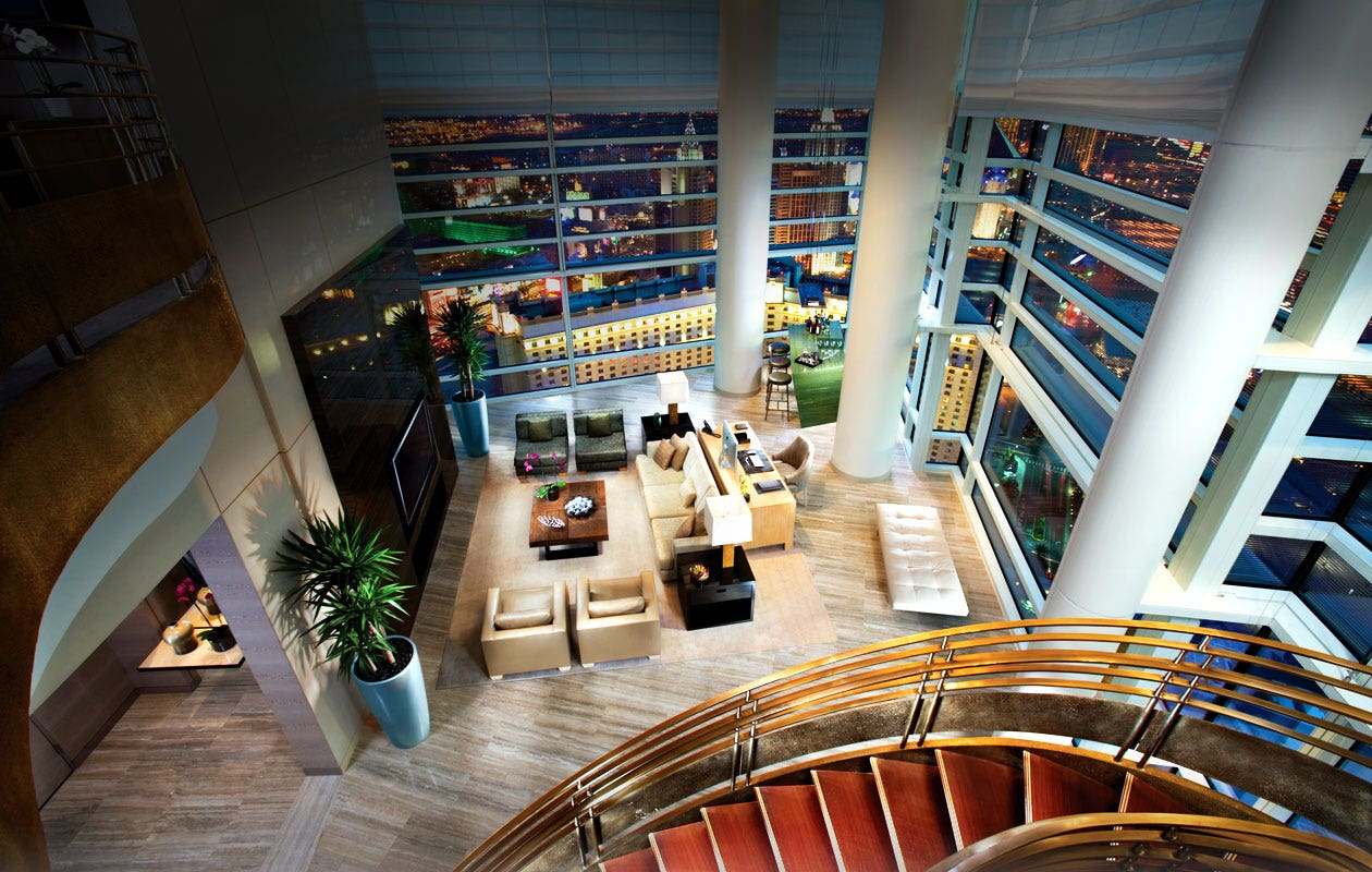 5 jaw dropping suites in las vegas fox news